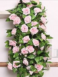 Seta / Plastica Rose Fiori Artificiali