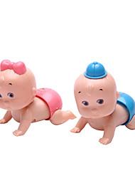 Недорогие -LT.Squishies Игрушка с заводом Оригинальные пластик 1 pcs Куски Мальчики Девочки Игрушки Подарок