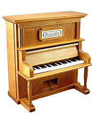Music Box Wind-up Toy Toys Piano Sweet Special Creative Pieces Boys' Girls' Birthday Valentine's Day Children's Day Gift