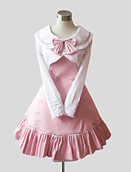 cheap -Sweet Lolita Dress Princess Women's One Piece Dress Coat Cosplay Long Sleeves