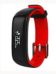 cheap -Smart Bracelet P1 for iOS / Android Touch Screen / Heart Rate Monitor / Water Resistant / Water Proof Sleep Tracker / Find My Device /
