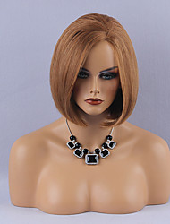 New Arrival Fashionable Bob Hairstyle Natural Straight Human Hair Lace Front Wig