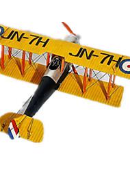 abordables -Avion Rétro Décoration de bureau Articles d'ameublement Métallique Fille Cadeau