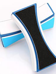 Fichiers nail art rose à double usage 1pc polissage de broyage de polissage des outils de mise en forme des fichiers de manucure