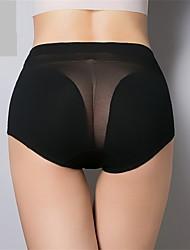 abordables -bragas ultra atractivas sexy de las mujeres de algodón rosa / blackavender / gris / beige / púrpura / naranja