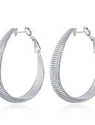 cheap -Women's Hoop Earrings - Alloy For Daily