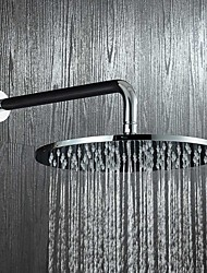 Contemporary 10 Inch Brass Round Rain Shower Chrome Feature for Rainfall  Eco friendly Shower Head10 Inch Rainfall Shower Head   Lightinthebox com. 10 Inch Rain Shower Head. Home Design Ideas