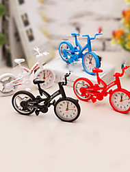 cheap -Bicycle Alarm Clock Novelty Clock Fashionable Household Decoration High-Quality Goods