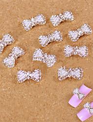 billige -Smuk Negle kunst Manicure Pedicure Metal Klassisk Daglig / Negle smykker