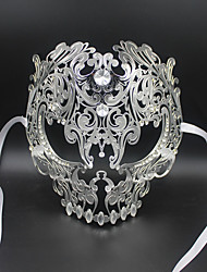Men Devil Skull Laser Cut Party Ball Mardi Venetian Masquerade Mask 5003A3