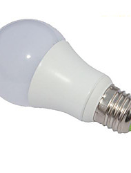 5W E26/E27 LED Kugelbirnen A60(A19) 1 Leds COB Abblendbar Kühles Weiß 450-500lm 6000K AC 220-240V