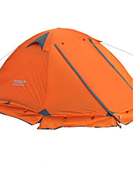 cheap -FLYTOP 2 persons Tent Double Camping Tent One Room Backpacking Tents Keep Warm Moistureproof/Moisture Permeability Well-ventilated