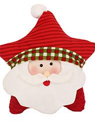 Décorations de Noël Santons Articles pour Célébrer Noël Jouets de Noël Oreiller farci Noël