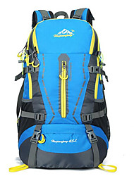 cheap -45 L Hiking & Backpacking Pack Cycling Backpack Backpack Climbing Leisure Sports Cycling / Bike Camping & Hiking Waterproof Breathable
