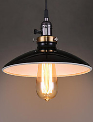 cheap -Vintage Country Modern/Contemporary LED Designers Pendant Light Ambient Light For Living Room Bedroom Dining Room Study Room/Office Yellow