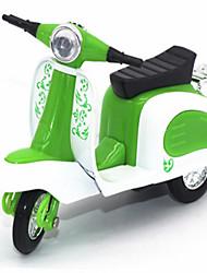 Недорогие -Игрушечные мотоциклы Модель авто Обучающая игрушка Мото Оригинальные Музыка и свет Мальчики Девочки Игрушки Подарок