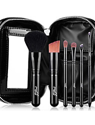 cheap -6pcs Makeup Brushes Professional Makeup Brush Set Goat Hair / Pony / Synthetic Hair Travel / Eco-friendly / Professional Big Brush /