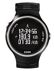 célèbre marque de montres Ezon g1 extérieure randonnée altimètre boussole baromètre gros montres cadran de sport pour hommes