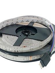 Недорогие -KWB водонепроницаемый 5м-3528-300-44key с RGB светодиодные ленты Lights набор