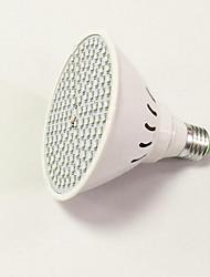 cheap -1pc 6W 600 lm E26/E27 Growing Light Bulbs 126 leds SMD 3528 Blue Red AC 85-265V
