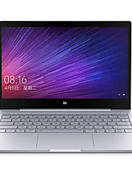 baratos -xiaomi laptop notebook ar 12.5 polegada intel corem3,4gb ddr3 ram, 128 gb sata ssd, intel gráficos hd 515,11.5 horas de tempo de execução, luz e fina, usb-c, windows10
