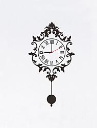 cheap -Modern Style Fashion Creative Wall Clock