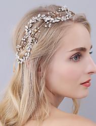rhinestone headbands headpiece svatební party elegantní ženský styl