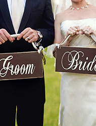 Europe and the United States sell wooden wedding ideas listed Creative wedding supplies Wooden bridal Shooting props
