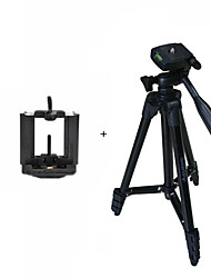 Ismartdigi i3120-BK  Mobile Stand 4-Section Camera Tripod for All D.Camera V.Camera MobileSamsung iphone HTC LG Sony Nokia...Black