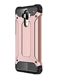 Per Resistente agli urti A prova di sporco Custodia Custodia posteriore Custodia Tinta unita Resistente PC per Huawei Huawei Mate 9