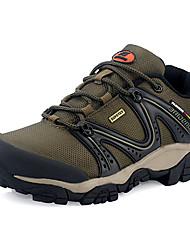 cheap -Sneakers Hiking Shoes Mountaineer Shoes Men's Anti-Slip Anti-Shake/Damping Cushioning Ventilation Impact Fast Dry Waterproof Wearable