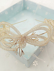 cheap -Women's Brass Crystal Alloy Headpiece-Wedding Special Occasion Casual Tiaras