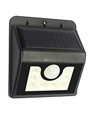Solar Lights Solar 8LED Human Induction Wall Lights Solar Control Lights Solar Garden Lights