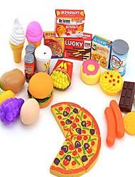 cheap -Toy Food / Play Food Toys Toys Food Toys Child Safe Novelty lifelike Plastic Pieces