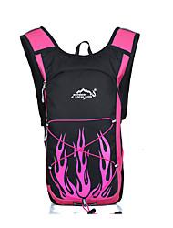 15 L Backpack Hunting Climbing Leisure Sports Cycling/Bike Camping & Hiking Traveling SchoolWaterproof Rain-Proof Waterproof Zipper
