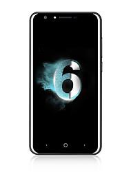 Недорогие -DOOGEE DOOGEE Y6C 5.5 дюймовый / 5.6-6.0 дюймовый дюймовый 4G смартфоны (2GB + 16Гб 8 mp MediaTek MT6737 3200mAh мАч) / 1280x720 / Quad Core / FDD (B1 2100MHz) / FDD (B3 1800MHz) / FDD (B7 2600MHz)