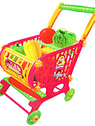 cheap -Pretend Play Toys Vegetables Novelty Plastic Boys' Girls' 1 Pieces
