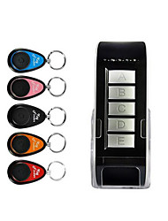 5 in 1 Wireless Anti-lost Key Finder Locator Alarm Keychain 40m