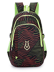 30 L Hiking & Backpacking Pack Daypack Yoga Camping & Hiking Fitness Traveling Running School Wearable Breathable Shockproof