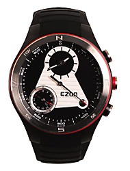 EZON H603A11 Profession Outdoor Climbing Multifunctional Digital Sports Watches with Compass Altitude Barometer