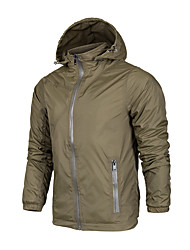 Men's Hiking Jacket Outdoor Waterproof Windproof Rain-Proof Breathable Top