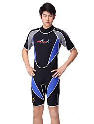 Dive&Sail Pánské Dámské 3mm Mokré obleky Krátký neopren Voděodolný Zahřívací Rychleschnoucí Odolný vůči UV záření Nositelný Prodyšné