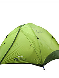 MOBI GARDEN 3-4 persons Tent Double Camping Tent One Room Backpacking Tents Keep Warm Waterproof Portable Windproof Ultraviolet Resistant