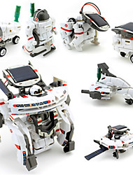 7 IN 1 Solar Powered Toys Robots Space Toys Science & Exploration Sets Toy Airplanes Toy Cars Toys Robot Boys' Pieces