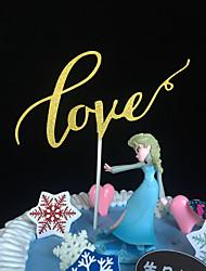 economico -San Valentino Ricevimento di matrimonio Carta perlata Decorazioni di nozze Rustico Tema Primavera Estate Autunno Inverno
