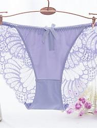 cheap -Women's New Fashion Lace transparence Ultra Sexy PantiesNylon