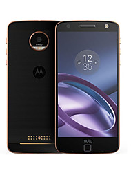 Недорогие -MOTO Motorola MOTO Z XT1650-05 5.5 дюймовый / 5.1-5.5 дюймовый дюймовый 4G смартфоны (4GB + 64Гб 13 mp Qualcomm Snapdragon 820 2600mAh мАч) / Quad Core / FDD (B1 2100MHz) / FDD (B3 1800MHz)