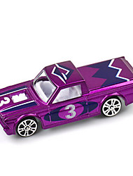 cheap -Die-Cast Vehicles Toys Race Car Toys Simulation Car Metal Alloy Plastic Metal Creative Classic & Timeless 1 Pieces Boys' Girls' Christmas