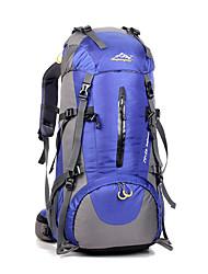 abordables -45 L Paquetes de Mochilas de Camping Mochilas de Senderismo Bolsa de Viaje mochila Acampada y Senderismo Viaje Impermeable Resistente a