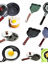 cheap -Kitchen Tools Metal Creative Kitchen Gadget Cooking Utensils Frying Pans & Skillets 6pcs